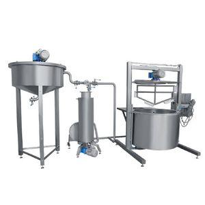 Yoghurt-Produktionsanlage
