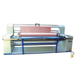 Gewebe-Spulmaschine