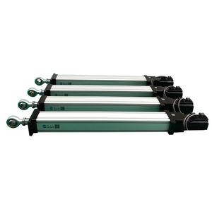 elektrischer Servozylinder / Doppel / kompakt / Präzision