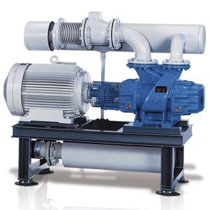Gebläse-Aggregat / 3-lappig / volumetrisch / Riemenantrieb / Direktantrieb
