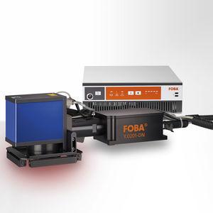 Laser zur Markierung / Puls / Faser / kompakt
