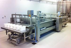 Käseproduktionsanlage
