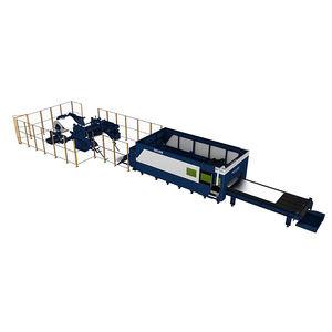 2D-Laser-Schneidemaschine