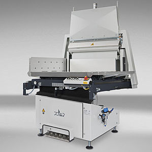 Rüttelautomat für Papier
