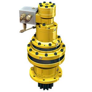 zylindrisches Getriebe