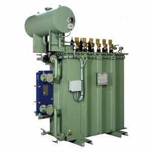 Gleichrichtertransformator / Strom / Gießharz / getaucht