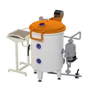 Laborautoklav / Prozess / Vakuum / Toplader