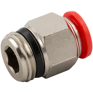 Außenanschluss / Push-in / gerade / Druckluft