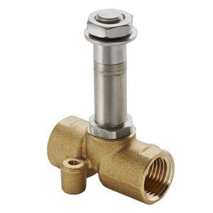 direktgesteuertes Magnetventil / 2/2-Wege / NC / Wasser