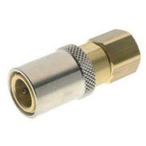 Anschluss für die Formkühlung / Schnell / gerade / hydraulisch