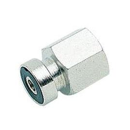 Bajonett-Verschluss-Anschluss / Gewinde / gerade / hydraulisch
