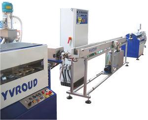 Beschichtungs-Extrusionsanlage / Rohr / für Thermoplaste