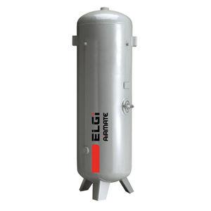 Speicherbehälter / Druckluft / Metall / vertikal