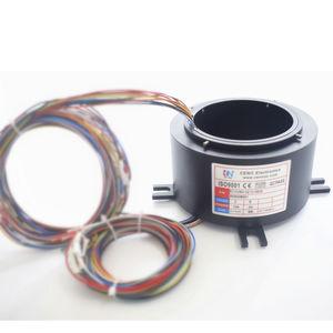elektrischer Schleifring / Vibrationsverdichter / Robotertechnik / für Radarantennen