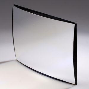 plankonvexe Linse / BK7-Glas / aus optischem Glas / aus Quarzglas