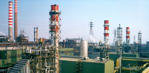 Turbinenkraftwerk