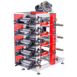 5-Farben-Flexodruckmaschine