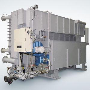 Gas-Kühler/Erhitzer