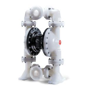 Doppelmembranpumpe / Wasser / für Chemikalien / Druckluft