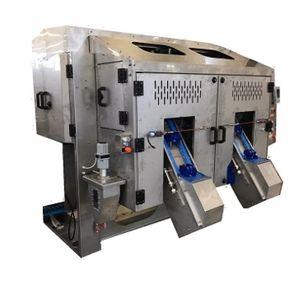 Kiwi-Schälmaschine