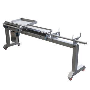 Spießmaschine / Für Aale