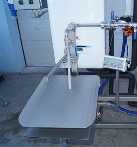 manuelle Abfüllmaschine