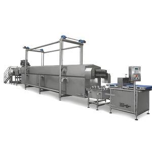 Produktionsanlage für Fertiggerichte / für Cannelloni