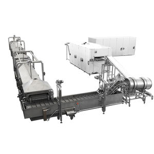 Produktionsanlage für Fertiggerichte / für Instant Nudeln