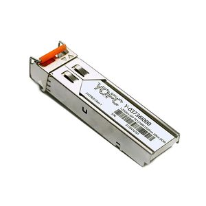 SFP-Transceiver / für Lichtleiter / Gigabit-Ethernet / Daten
