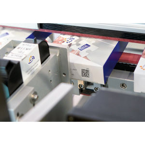 Serialisierungsmaschine für die Pharmaindustrie
