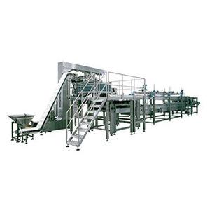 Produktionsanlage für Fertiggerichte / Nudel