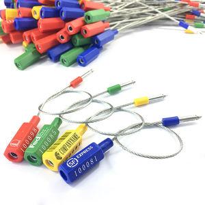 Sicherheits-Kabelplombe / ABS-Kunststoff