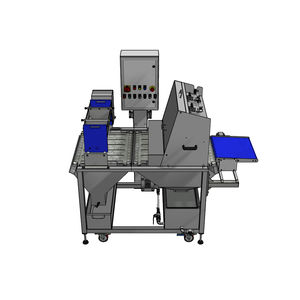 Beschichtungsmaschine für die Lebensmittelindustrie