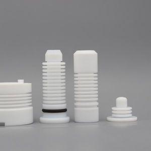 PTFE-Balg / sechseckig / zylinderförmig / konisch