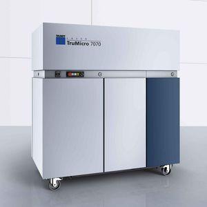 Laser mit Kurzimpuls / Nanosekunden / Festkörper / Hochleistung
