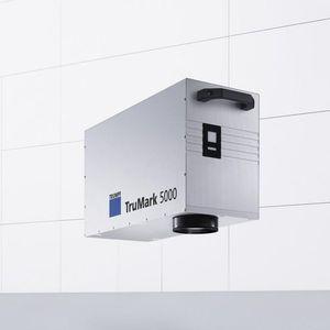 Laser mit kontinuierlicher Welle / Festkörper / kompakt / Markier