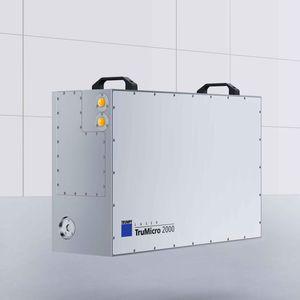 Laser mit Kurzimpuls / Festkörper / kompakt / mit Schneidefunktion