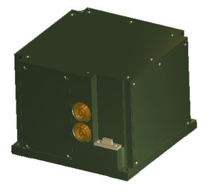 Inertiales Navigationssystem / GNSS