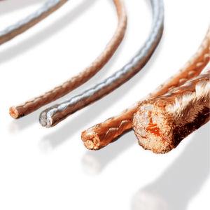 Kupfer-Leitungsdraht / Kupferlegierung / weich / mehrstrangig