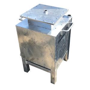 Bitumen-Lager-Becken
