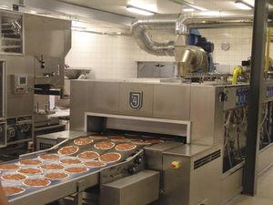 automatische Pizzamaschine