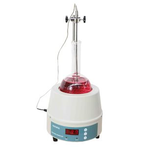 Labor-Heizmantel / für Labore Magnetrührern / mit Regler