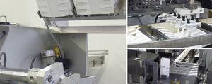 Pick-and-Place-Traypacker / automatisch / für Pharmaprodukte