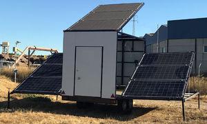 Solarkraftwerk / 0 - 5 kW