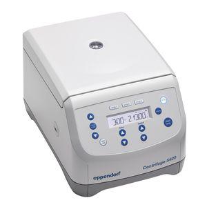 Laborzentrifuge / Tischgerät / vertikal / mit Digitalanzeige LCD