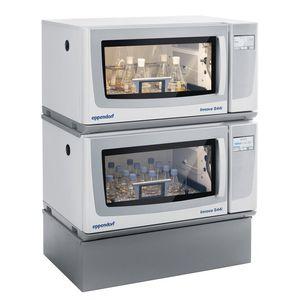 Labor-Schüttel-Inkubator / mit natürlicher Konvektion / gekühlt