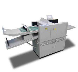 Falzmaschine für Papier / Einfachfalz