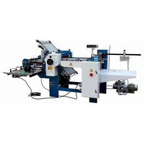 Falzmaschine für Papier / Taschen