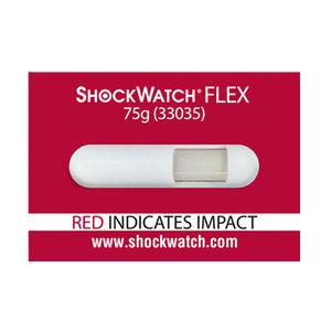 Impakt-Anzeiger / Etiketten / rohrförmig / einbruchsicher
