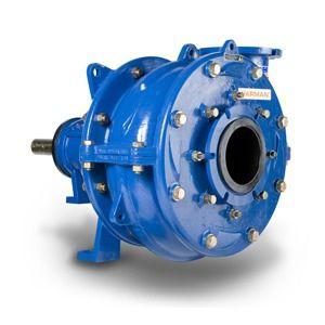 Pumpe für Schmutzwasser / Fett / zentrifugal / Industrie
